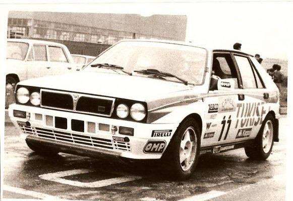 Rally Albena 1991