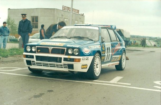 Rally Albena 1993