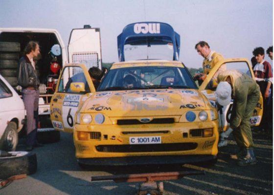 Rally Albena 1994