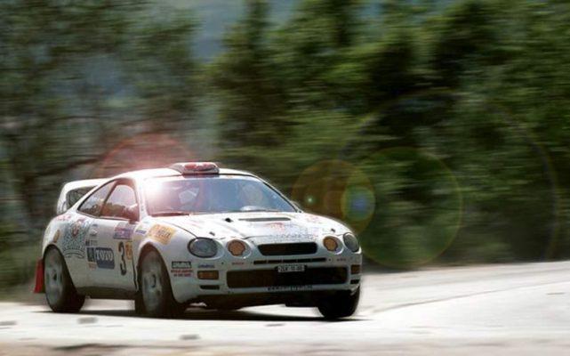 Rally Albena 2000