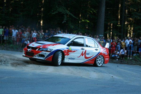 Rally Bulgaria 2008