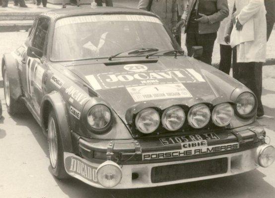 Rally Zlatni Piasatzi 1980