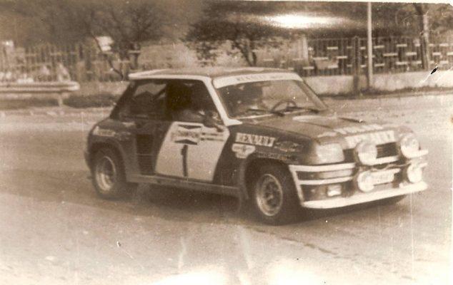 Rally Zlatni Piasatzi 1981