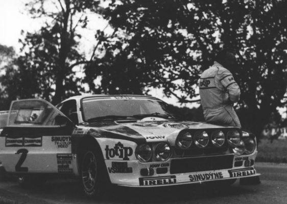 Rally Zlatni piasatzi – Albena 1985