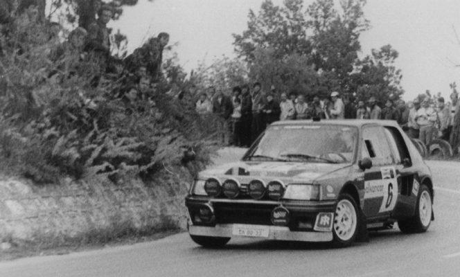 Rally Zlatni piasatzi – Albena 1986