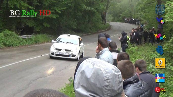 Rally sprint Varna 2014, SS1-2