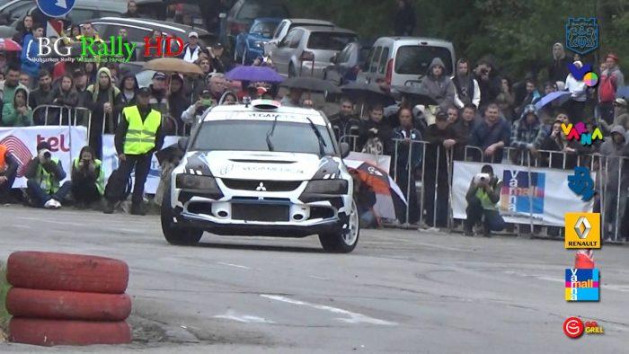 Rally sprint Varna 2014, SS3-4