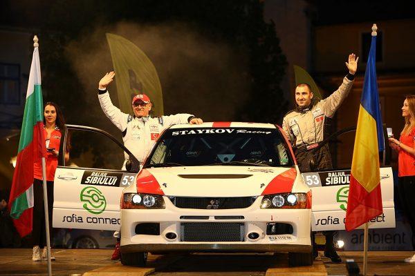 Пламен Стайков спечели първия кръг от рали шампионата