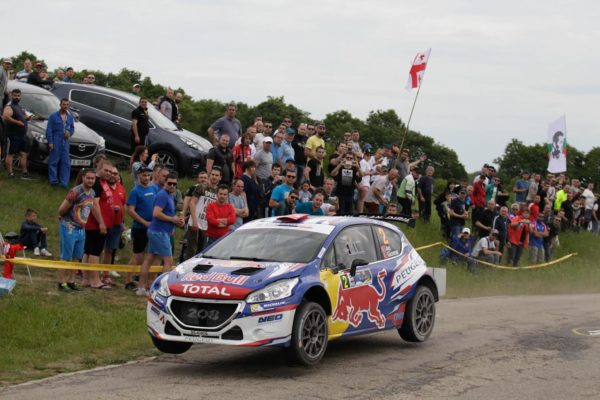 Avci is leading after the first day in rally Bulgaria