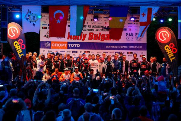 Рали България може отново да е кръг от Европейския шампионат