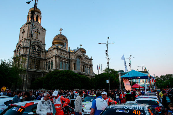 Rally Bulgaria may be again a round of the European Championship