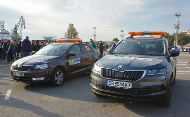 """Skoda е официалният превозвач на рали """"България"""""""