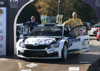 Miroslav Angelov won Rally Bulgaria and the championship