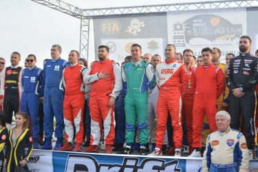 Rally Bulgaria 2018: the official ceremony